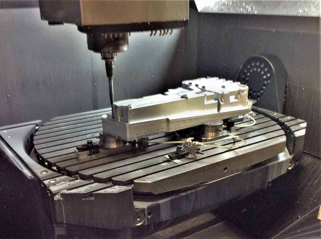 OPEN UP TO QUICK-CHANGE, MODULAR WORKHOLDING